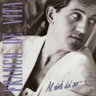 Carátula del disco Al norte del sur de Franco De Vita (1988)