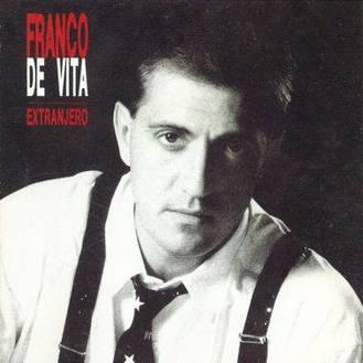 Carátula del disco Extranjero de Franco De Vita (1990)