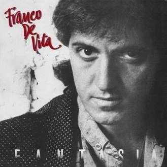 Carátula del disco Fantasía de Franco De Vita (1986)