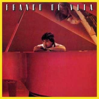 Carátula del disco Máquinas humanas de Franco De Vita (1984)