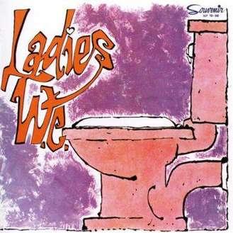 Carátula del disco Ladies W.C. de Ladies W.C. (1969)