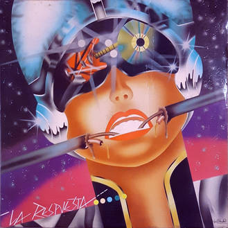 Carátula del disco La Respuesta de Varios Artistas (1987)