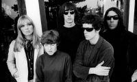 The Velvet Underground 1965. I-D: Nico, Maureen Tucker, Sterling Morrison, Lou Reed y John Cale.
